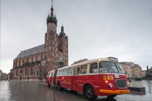 Things to do in krakow - bus